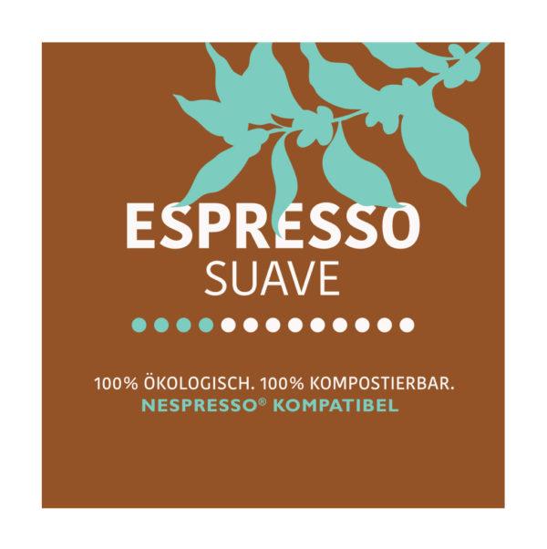 Öko-Kaffeekapseln